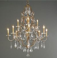 The chandelier dilemma–would love your thoughts!