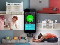 Sprimo Personal Air Monitor For iPhone