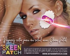 Skeen Patch prepare your skin to resist to the sun damaging effects. After-sun, after UVs, make a cure ! After Sun, Coups, Patch, Your Skin, The Cure, Sun Kissed, Tanning Booth, Stains