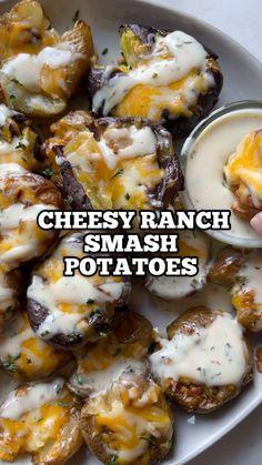 Potato Recipes, Veggie Recipes, Appetizer Recipes, Vegetarian Recipes, Cooking Recipes, Healthy Recipes, Best Food Recipes, Appetizers, Recipes With Potatoes