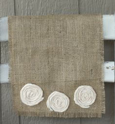 How simple and adorable is this table runner? I am trying to simplify things but find that I just love too many things!