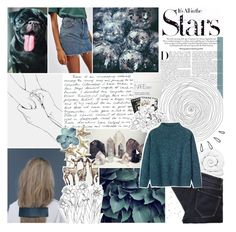 """Galaxies"" by lucidmoon ❤ liked on Polyvore featuring Karl Lagerfeld, NARS Cosmetics, Assouline Publishing, Brinkhaus, Marc by Marc Jacobs, Toast and Old Navy"