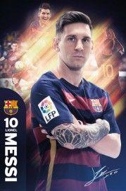 FC Barcelona - Messi 15/16