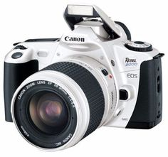 http://mobwizard.com/product/canon-eos-rebel-2000b00004yzlv/ Canon EOS Rebel 2000 Silver Date 35mm SLR Camera Deluxe Kit with 28-90mm Lens