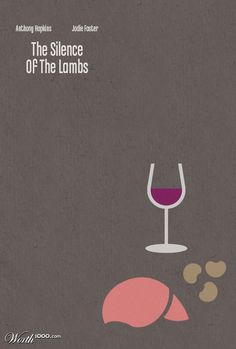 The Silence of the Lambs - movie poster