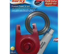 toilet flapper repair kit. Korky Easy Fix Repair Kit  For leaking toilets Includes flapper plastic seat silicone sealant Fits all yr Ace Almond Toilet Bolt Caps Product Description features