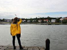 Notre voyage / road trip en Islande - premier jour à Reykjavik