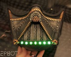 Steampunk Darth Vader Mask