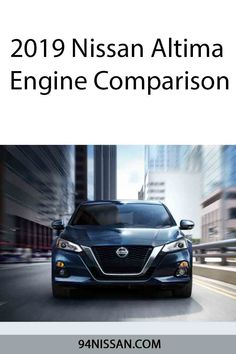 Have you considered the new 2019 Nissan Altima as your next vehicle, but aren't sure which engine option is best for the type of power and handling you're looking for?🤔  Our experts at 94 Nissan of South Holland have the details on both available #Altima engines for you to consider. Click to learn more!   Nissan Altima | New Nissan | 94 Nissan | New Car | Family Car | #puttingdreamsindriveways #94Nissan #Nissan