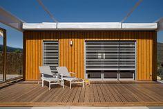 NOEM casas modulares de madera valencia