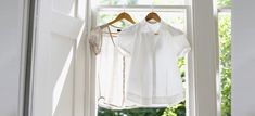 The Fix: How to Remove Sweat Stains From White Shirts ~ Levo League Remove Sweat Stains, Marie Kondo, Laundry Hacks, White Shirts, White Outfits, Barbecue, How To Remove, Ruffle Blouse, My Style