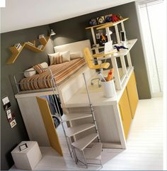 Tiramolla182 chambre enfant design ado