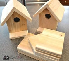 Build a Homemade Frugal Bird House Project Homesteading  - The Homestead Survival .Com