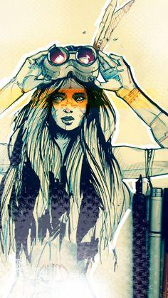 MADMAX, the frisbeeman on ArtStation at https://www.artstation.com/artwork/madmax