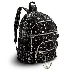 Tim Burton's The Nightmare Before Christmas Backpack