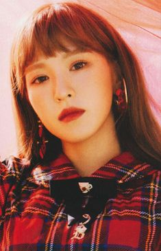 "Red Velvet ""Perfect Velvet"" Paper Folder Cards (SCAN)"