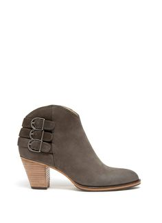 Grey Stella Ankle Boot