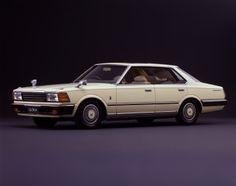 Nissan Gloria Hardtop (430) '06.1979–06.1983