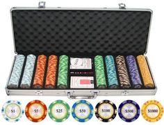 500 Piece Monte Carlo Clay Poker Chips Set JP Commerce http://www.amazon.com/dp/B0028P5HS0/ref=cm_sw_r_pi_dp_u74mxb1FJPZPJ