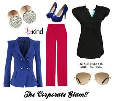 Stylish corporate look