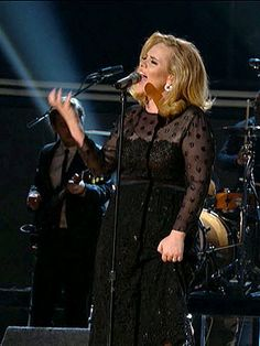 <3 Adele and have for the past 5 years b4 the rest of the world finally figured out her amazing talent!