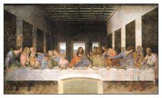 Son Akşam Yemeği - Leonardo da Vinci