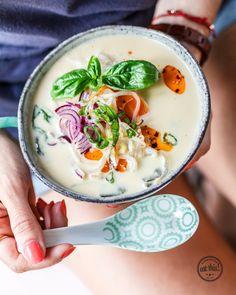 Thai-Style Erdnuss-Kokos-Suppe-9