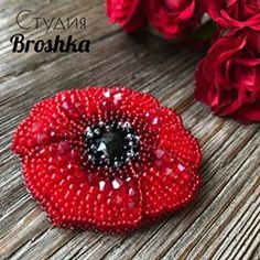 Discover recipes, home ideas, style inspiration and other ideas to try. Tambour Embroidery, Bead Embroidery Jewelry, Fabric Jewelry, Beading Projects, Beading Tutorials, Beading Patterns, Seed Bead Jewelry, Bead Jewellery, Seed Beads