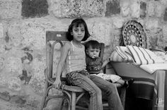 Brother & sister in Aleppo by Ludovic HENRY on 500px