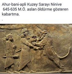 Geç Hitit Dönemi duvar kabartmaları... Arkeoloji ve müzeler