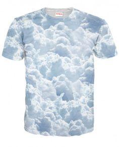CHMURKI Koszulka Tshirt Full Print