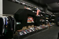 HYPEBEAST Spaces: Solebox Berlin: Solebox has been a mainstay in Germany's streetwear scene for years, being the prime destination Sneaker Stores, Hypebeast, Berlin, Shoe, Spaces, Image, Design, Zapatos, Shoemaking