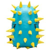 Win8Fong 1x Fashionable Unisex Womens Man Hedgehog Spike Punk Backpack Kid Spiky College Tablet Campus School Bag (Yellow-Blue) //  Description Specification: Condition:Brand new Package includes: 1 x Unisex backpack Size(approx.): H 46cm x W 16cm x L 30cm Material: High quality PU leather (leatherette) & nylon Features:  ; -Unique hedgehog back design.  ; -With two compartment inside, great f// read more >>> http://Paul68.iigogogo.tk/detail3.php?a=B00D6C81XW