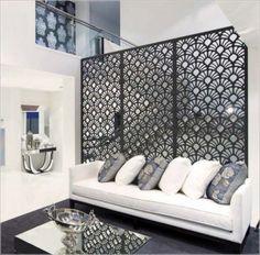 Decorative Room Divider Idea 5