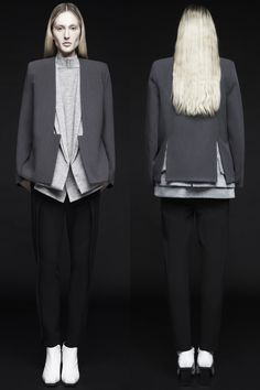 From the Rad Hourani Unisex Collection    http://www.radhourani.com/pages/rxrh7