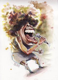 (1) Bruno Tesse - Caricatures