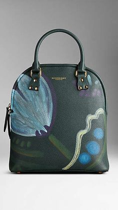 The Medium Bloomsbury in Hand-Painted Grainy Leather~~Need to find me a sugar daddy to buy me this bag!!