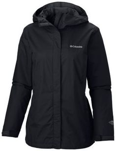 Waterproof, breathable and packable, this rainy-day-MVP women's jacket is built to shield you from rain out on the trail and then stow away into a corner of your pack when the sun returns. An Omni-Tech® membrane combines with full seam sealing and a soft mesh lining to keep you dry and comfortable both on the exterior and interior.