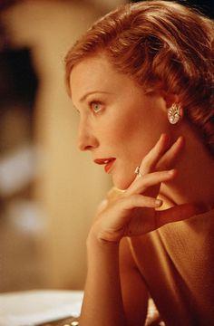 20ef1907eade74 Cate Blanchett as Katharine Hepburn in The Aviator Aviator Movie, Katharine  Hepburn, Cate Blanchett