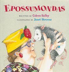 Epossumondas by Coleen Salley, Janet Stevens (Illustrator) / Noodlehead Tales
