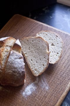 GF Master Recipe | ALSO WORKS IN PIZZA DOUGH--see other Pin.