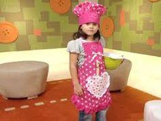 Resultado de imagem para como fazer chapeu de cozinheiro