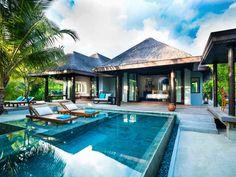 Anantara Kihavah Maldives Villas - pool