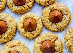 Peanut Butter Pumpkin Blossoms - The Food Charlatan