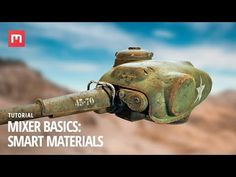 Team Quixel added new smart materials to the library and has released a tutorial on how to master your smart materials in Mixer to fit in your style.