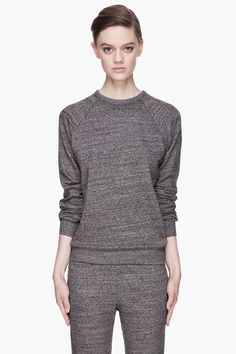 alexander wang charcoal lounge wear