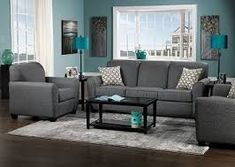 Image result for seafoam green and turquoise living room