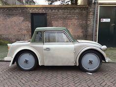 Restoration of Josef Ganz-built Beetle predecessor begins | Hemmings Daily