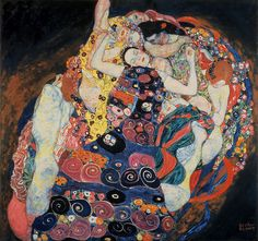 Gustav Klimt The Virgin, 1913 Legion of Honor