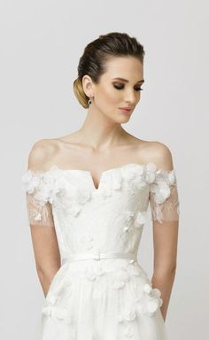 Featured Dress: VAMP MADOS NAMAI; Wedding dress idea.